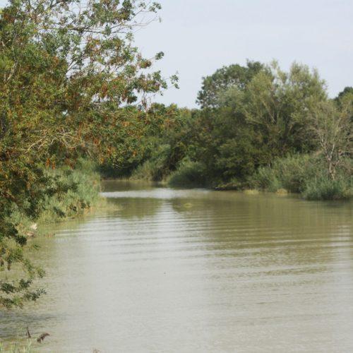 Le Brouillon à sa confluence